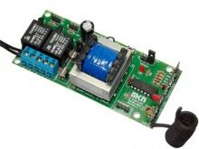 - Linha de Centrais ST - Alimentação 110/220 Volts (Para motores até ½ CV). - Receptor Multicódigos Embarcado (248 TX) (não importa o número de botões) - Programação de percurso AUTOMÁTICA. - Ajustes Digitais (PERCURSO / PAUSA) *FREIO (Consulte o vendedor) - Entrada para Fotocélula e Botoeira Externa. - Função condomínio e INTERTRAVAMENTO. - Furação compatível com diversas marcas - Alimentação para periféricos (Fotocélula, receptor externo etc...) - Para motores com embreagem mecânica. - Fácil Instalação, Melhor Custo Benefício.